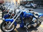 Harley Treffen in St. Tropez