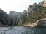 Die erste Bucht der Calanquen