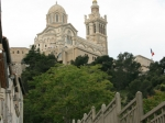 Kathedrale Notre Dame de la Garde in Marseille
