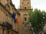 Hôtel de Ville - das Rathaus von Aix