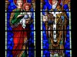 Fenster in der Kathedrale