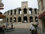 Das Amphitheater von Arles