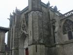 Die Kathedrale von Carcassonne