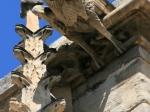 Wassserspeier an der Kirche von Carpentras
