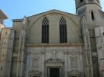 Die Kirche von Carpentras