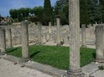 Die römischen Ausgrabungen in Vaison-la-Romaine