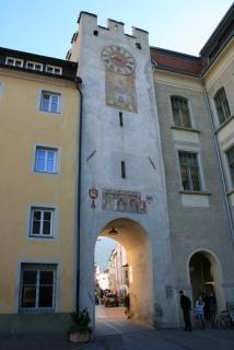 Bruneck Stadttor