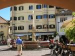 Dorfplatz von Kaltern