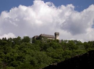 Castello di Sasso Corbaro in Bellinzona