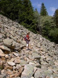 Wanderung Alpe di Neggia