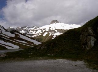 Oberalppass