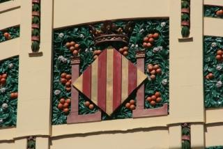 Valencias Wappen