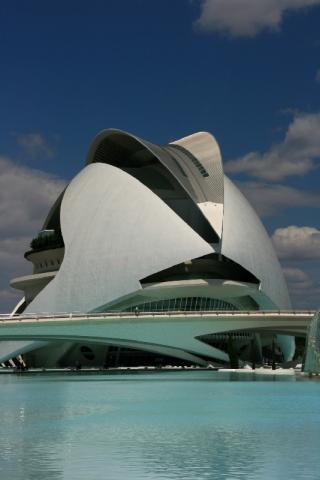 Die Oper von Valencia