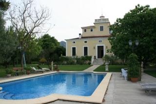 Unsere Unterkunft - Palacio de Pego