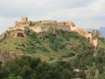 Ausblick auf das Castillo von Sagunto
