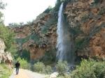 Der Wasserfall Salto de la Novia